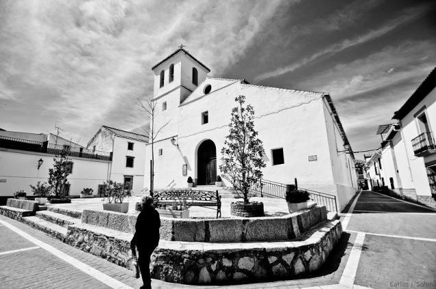 Iglesia de Sta. Ana, s.XVI