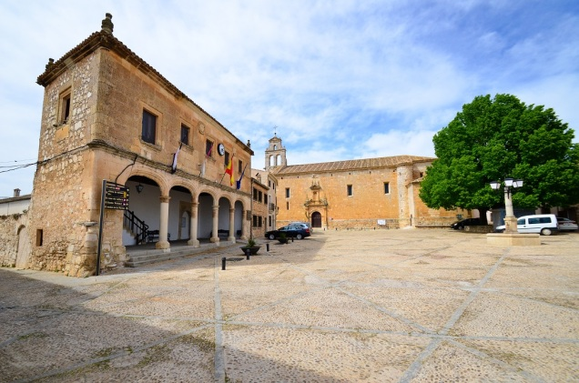 La plaza Mayor, 10mm ISO400 f/6.3 1/1600s.