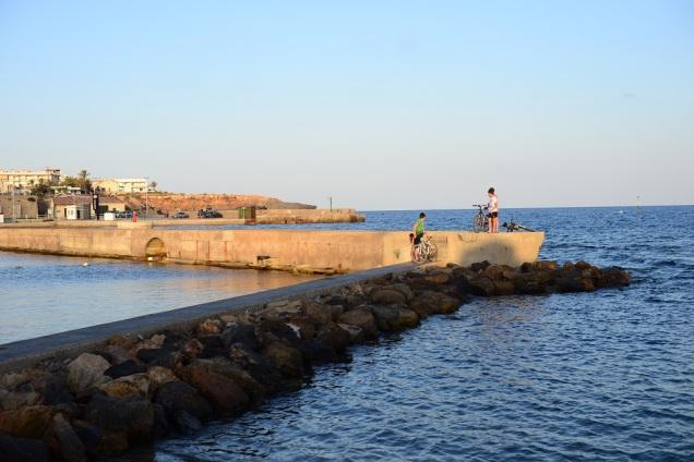 En el puerto de Cabo de Palos. ISO200, 50mm, f/4.5, 1/1250s.